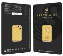 Buy Perth Mint gold 10 gram bar | Indigo