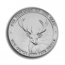 Buy Silver 1 oz Monarch online