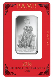 Buy Pamp Silver Lunar Dog online with Indigo
