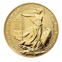 2018 Britannia 1oz Gold, buy online with Indigo