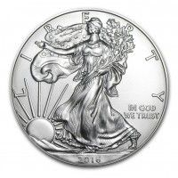 Buy Silver Eagles online with IPM group