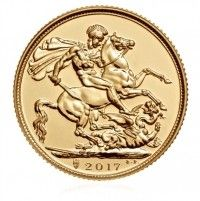 UK Sovereign gold coin 7.3g year 2015 buy online