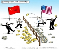 China Bought Gold With Proceeds From Record Sale Of US Treasurys